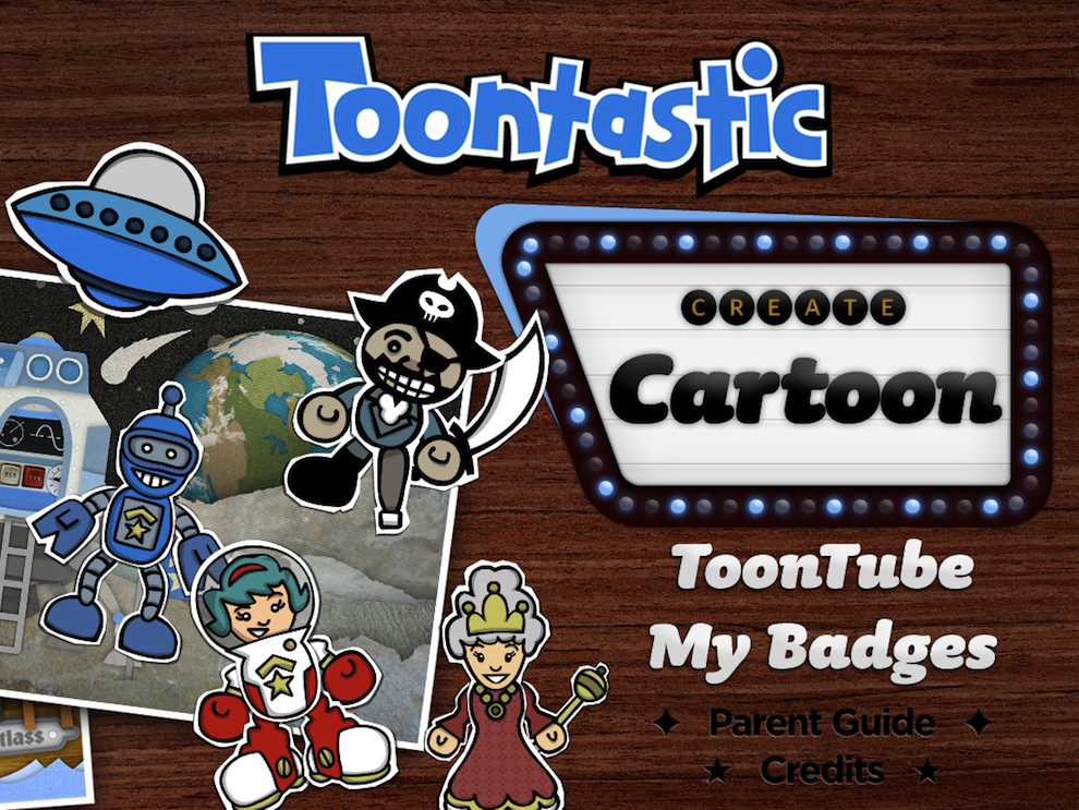 app review  toontastic by launchpad toys