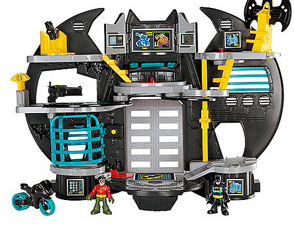 Imaginext Batcave 2013