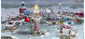 Track Santa with Norad 2013