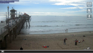 Huntington Beach Live Streaming beach cams