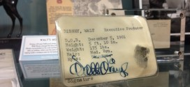 Walt Disney ID Card