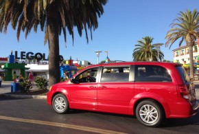 Road Trip Planner – Dodge Grand Caravan is the best vehicle for the drive