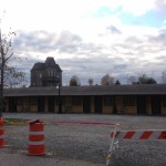 Bates Motel Film Set