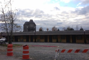 The Aldergrove Bates Motel Film Set Is Back