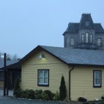 Bates Motel Film Set