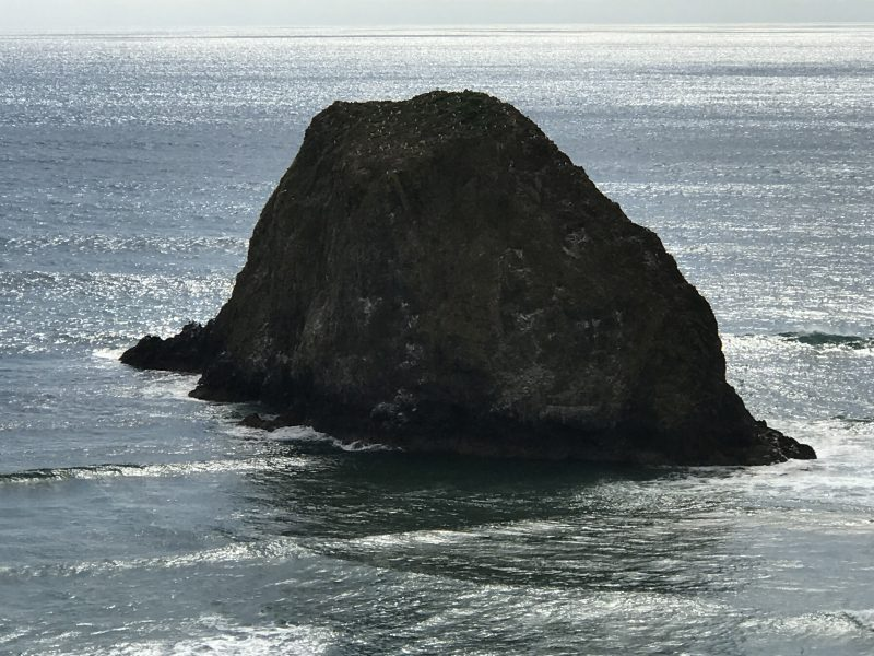 Rocks in Canon Beach