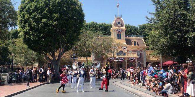 Road Trip to Disneyland