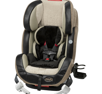 Evenflo Symphony  In  Car Seat Review